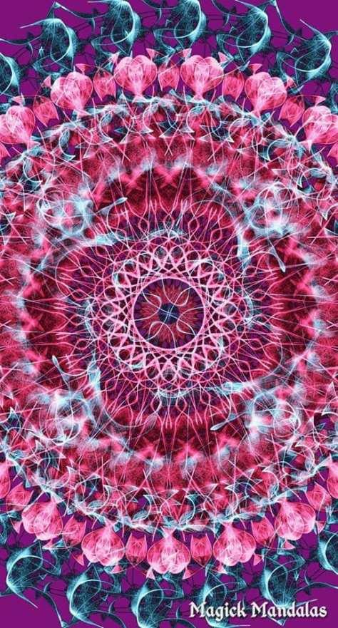 manadala pink